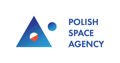 Logo of Polish Space Agency
